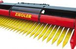 Ziegler SC-Row Free 600  sorfüggetlen, gyűjtőtálcás napraforgó- betakarító adapter
