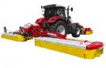 NOVACAT A9, new mower combination