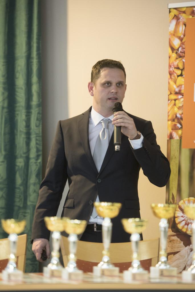 dr. Kismányoky András (Agroszerviz menedzser, KWS Magyarország Kft.)