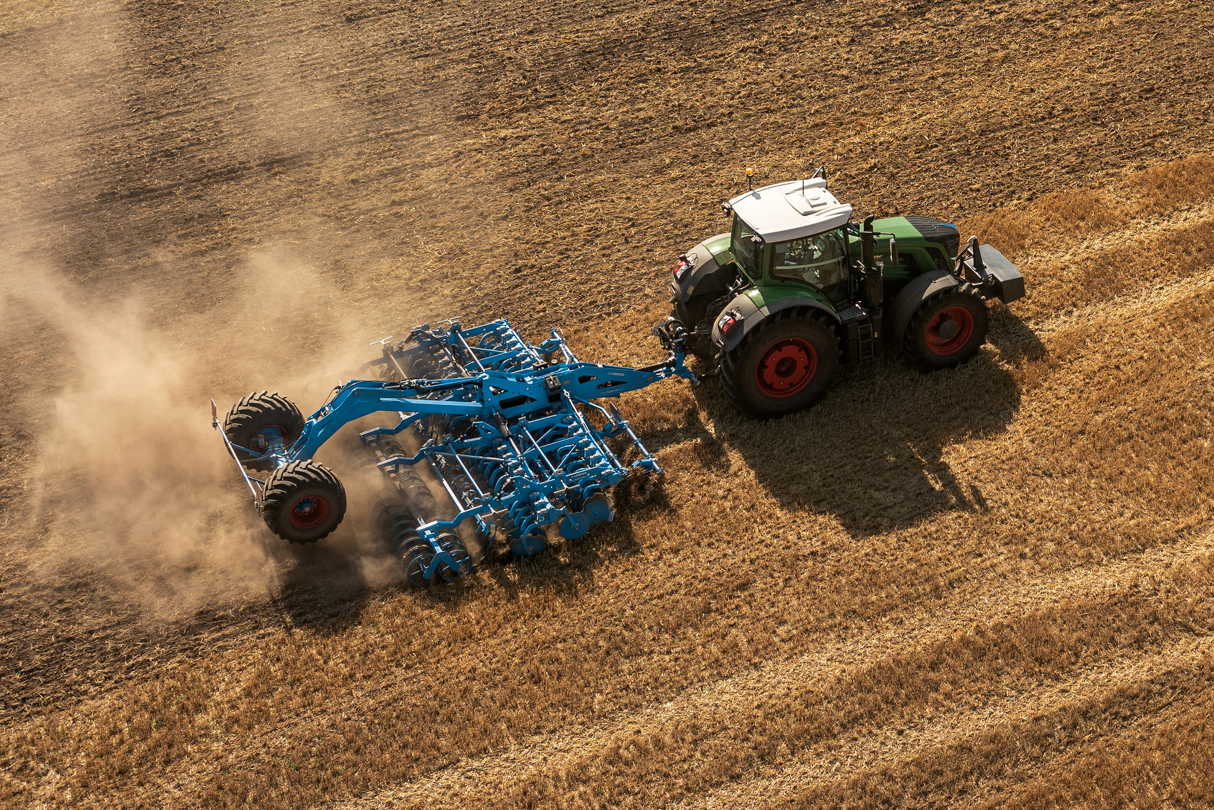 Side-pull free and even more durable: the new Rubin 10 from LEMKEN