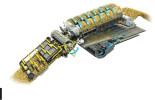 NEW HOLLAND két-rotoros cséplőszerkezetű kialakítás