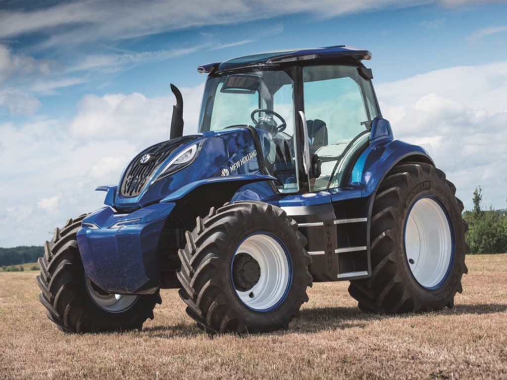 New Holland MethanePower