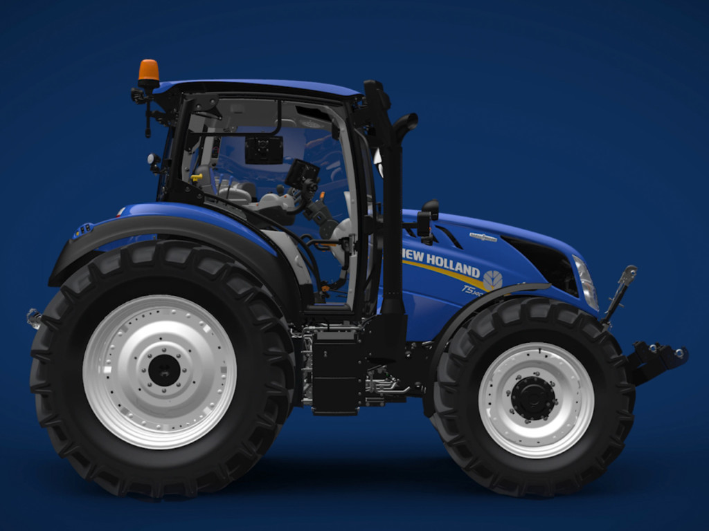 New Holland T 5.140 DinamicCommand