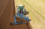 The new mounted plough LEMKEN Juwel 10