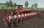 Kverneland Optima RS vetőgép – az egyike az új munkagépeknek az FS19 játékban